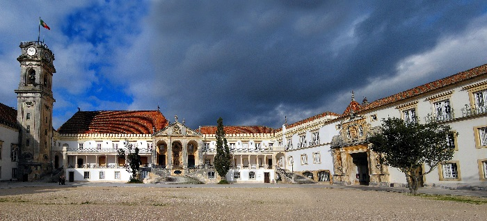 5.	University of Coimbra, Portugal