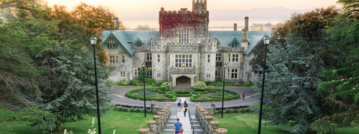1.	Royal Roads University, Victoria, Canada