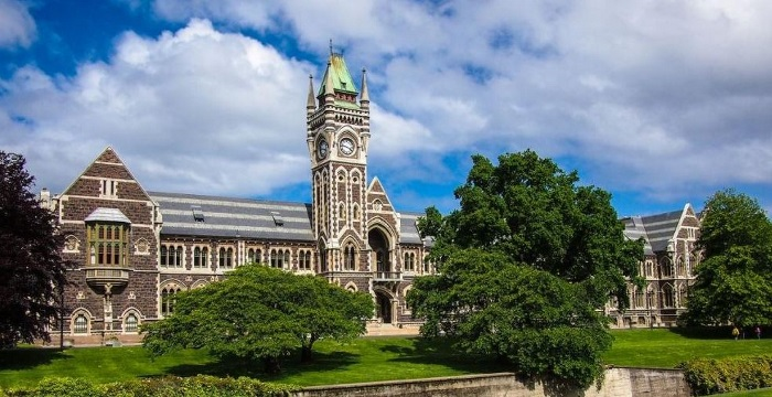4.	University of Otago, New Zealand